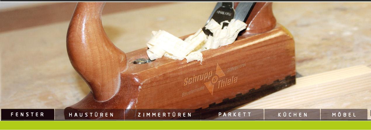 Schrupp & Thiele GmbH - Schreinerei