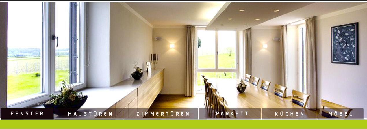 Schrupp & Thiele GmbH - Holzfenster