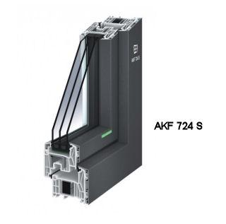 Alu-Kunststofffenster AKF 724 S