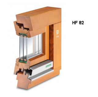 Holzfenster HF 82
