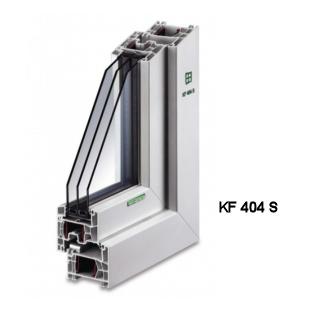 Kunststofffenster KF 404 S