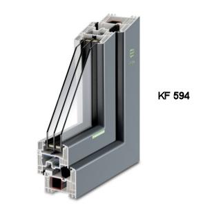 Kunststofffenster KF 594