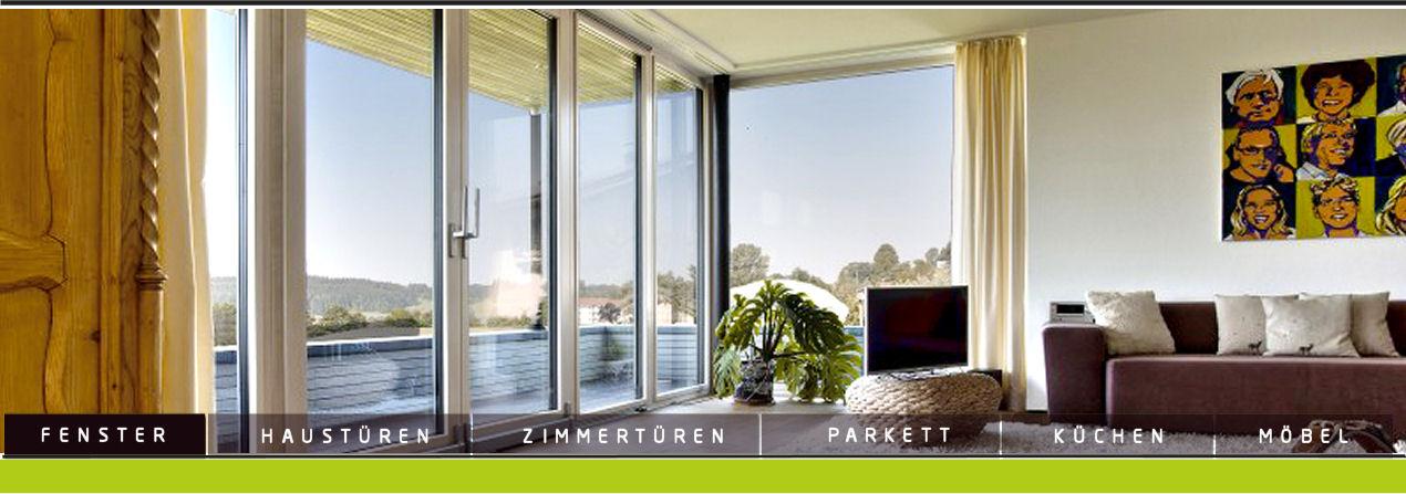 Schrupp & Thiele GmbH - Aluminium-Holzfenster