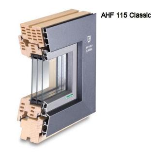 Alu-Holz-Fenster AHF 115 Classic