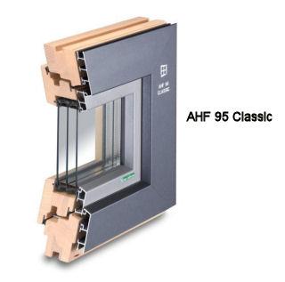 Alu-Holz-Fenster AHF 95 Classic