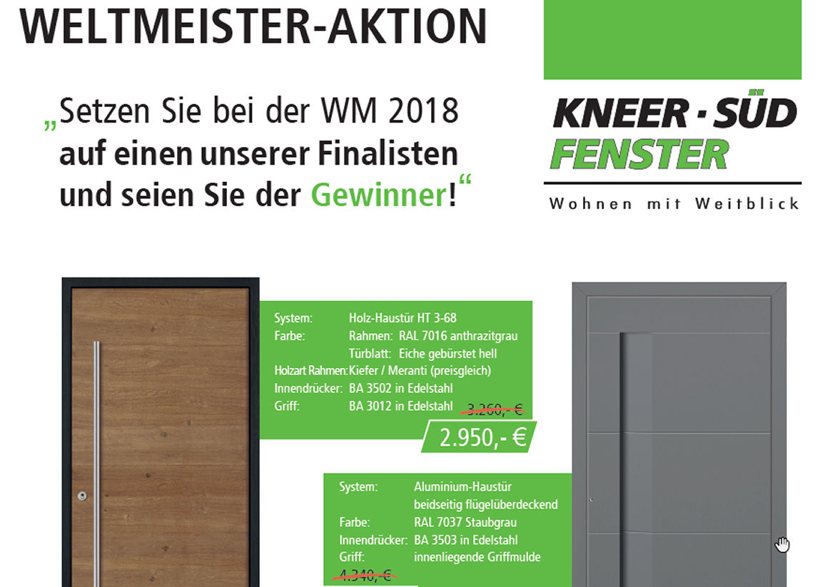 weltmeister-aktion