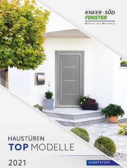 Haustüren Top Modelle - Kunststoff